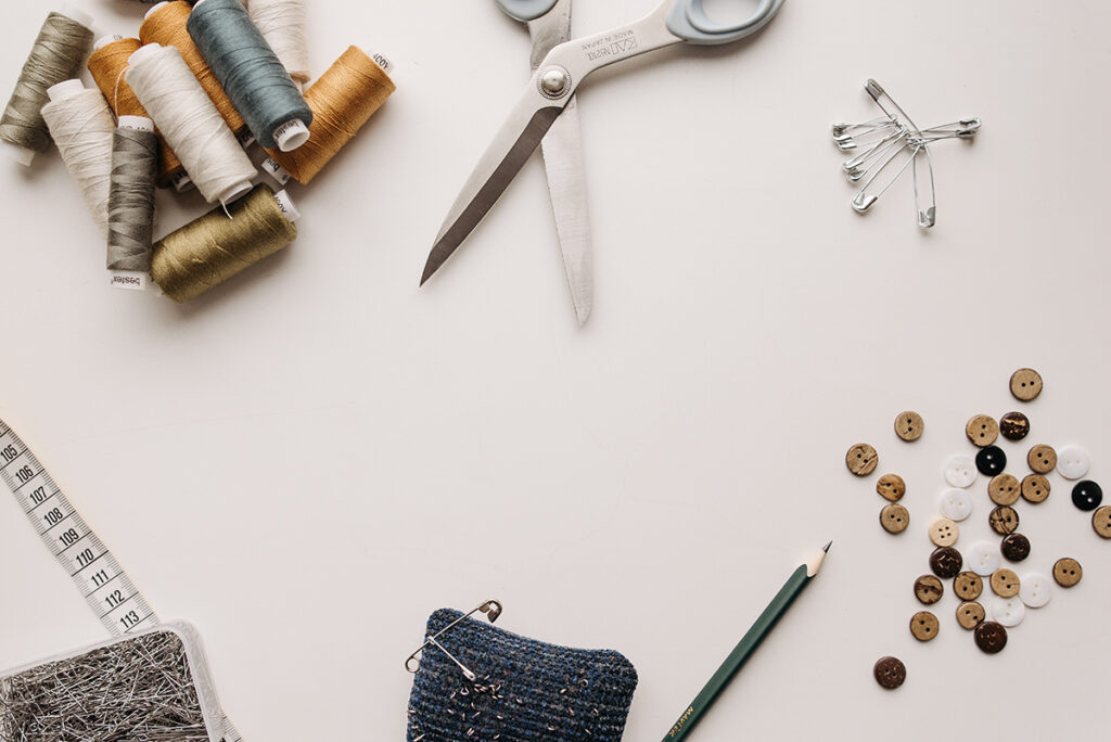Kézi varró eszközök